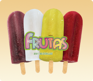 Paletas de frutas